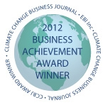 Climate Change Business Journal Awards AER for Renewable Power Innovations