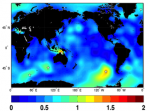 GRL features AER research on Ocean Bottom Pressure